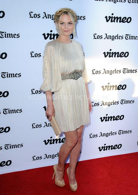 WWW.ACEPIXS.COM<br /> <br /> <br /> June 26, 2013, North Hollywood, CA.<br /> <br /> Jennifer Morrison arriving at the Los Angeles Premiere of 'Some Girl(s)' at Laemmle NoHo7 on June 26, 2013 in North Hollywood, CA.<br /> <br /> <br /> <br /> <br /> By Line: Peter West/ACE Pictures<br /> <br /> ACE Pictures, Inc<br /> Tel: 646 769 0430<br /> Email: info@acepixs.com