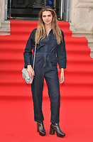 Bee Beardsworth at the &quot;The Wife&quot; Film4 Summer Screen opening gala &amp; launch party, Somerset House, The Strand, London, England, UK, on Thursday 09 August 2018.<br /> CAP/CAN<br /> &copy;CAN/Capital Pictures