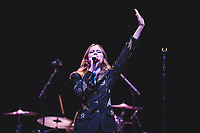 LOS ANGELES, CA - FEBRUARY 7: Evan Rachel Wood at A Bowie Celebration at the Orpheum Theatre in Los Angeles, California on January 13, 2019. <br /> CAP/MPI/SR<br /> ©SR/MPI/Capital Pictures