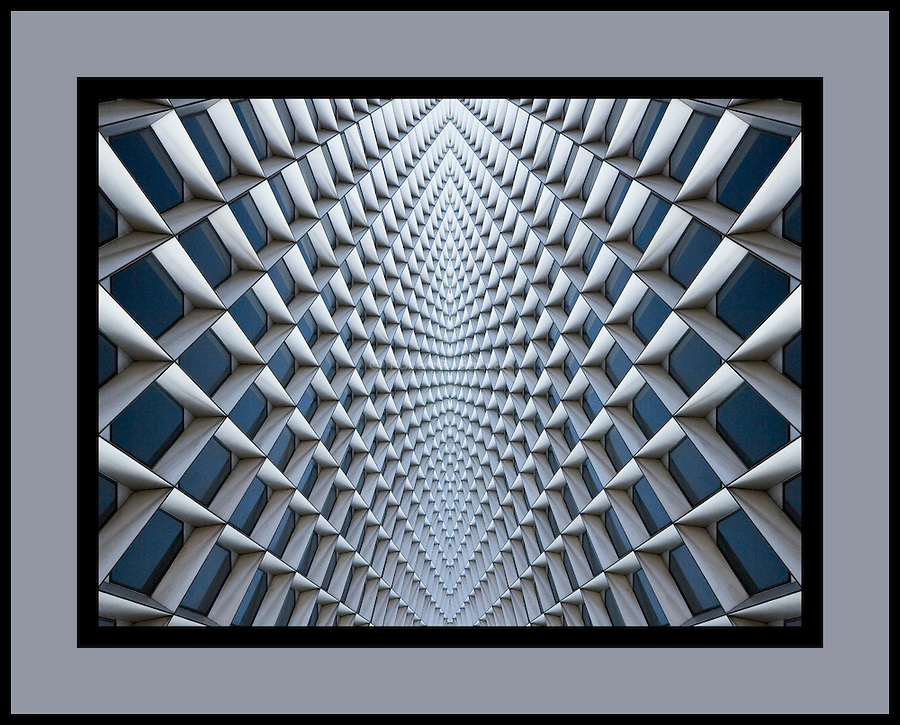 Structural Abstract Series - Introvert