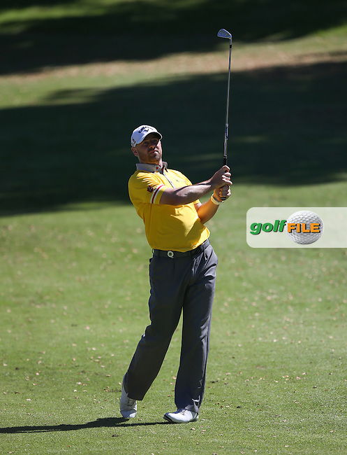 Craig Lee (SCO) plays to the 14th during Round Three of the Africa Open 2015 at the East London Golf Club, East London, Eastern Cape, South Africa. Picture:  David Lloyd / www.golffile.ie. 07/03/2015