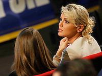Manifestazione elettorale di Forza Italia a sostegno del candidato sindaco del centrodestra nelle prossime elezioni amministrative<br /> Francesca Pascale