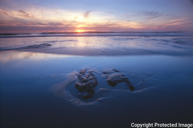 Low Tide, Solana Beach