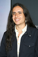 """LOS ANGELES - JUN 5:  Xiuhtezcatl Martinez at the """"Ice on Fire"""" HBO Premiere at the LACMA Bing Theater on June 5, 2019 in Los Angeles, CA"""
