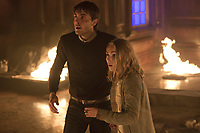 AnnaSophia Robb &amp; Noah Silver in Down a Dark Hall (2018) <br /> *Filmstill - Editorial Use Only*<br /> CAP/RFS<br /> Image supplied by Capital Pictures