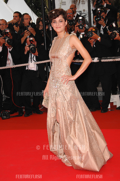 "Marion Cotillard at screening for ""We Own the Night"" at the 60th Annual International Film Festival de Cannes..May 25, 2007  Cannes, France..© 2007 Paul Smith / Featureflash"