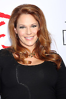 LOS ANGELES, CA - OCTOBER 13: Amanda Righetti at 'The Mentalist' 100th episode celebration at The Edison on October 13, 2012 in Los Angeles, California. © mpi22/MediaPunch Inc. /NortePhotoAgency
