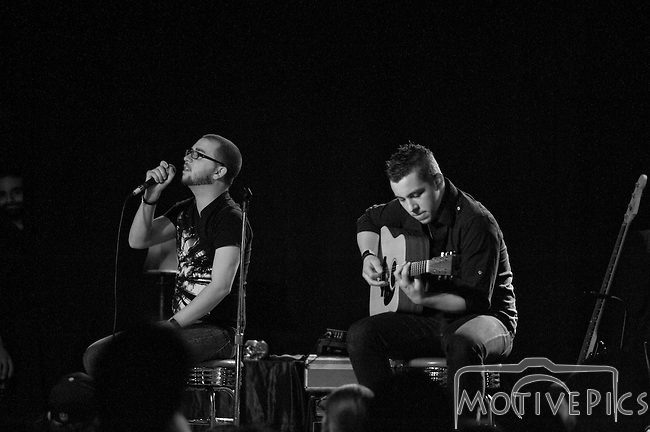 Fivefold opening for HURT at Pop's Nightclub and Concert Venue, February 3rd, 2012.