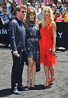 www.acepixs.com<br /> <br /> May 21 2017, LA<br /> <br /> Tom Cruise and Sofia Boutella and Annabelle Wallis at the Universal Celebrates 'The Mummy Day' with 75-Foot Sarcophagus Takeover at Hollywood And Highland on May 20, 2017 in Hollywood, California.<br /> <br /> By Line: Peter West/ACE Pictures<br /> <br /> <br /> ACE Pictures Inc<br /> Tel: 6467670430<br /> Email: info@acepixs.com<br /> www.acepixs.com