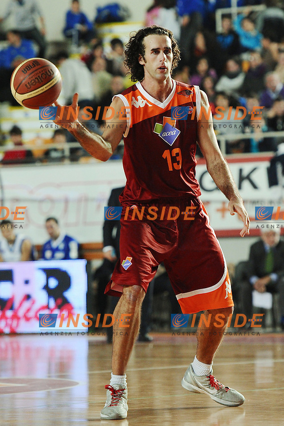 Luigi Datome (Roma).Roma, 27/11/2011 PalaTiziano.Basket Campionato di Pallacanestro serie A1.Virtus Roma vs Bennet Cantu'  91-74.Foto Insidefoto Antonietta Baldassarre