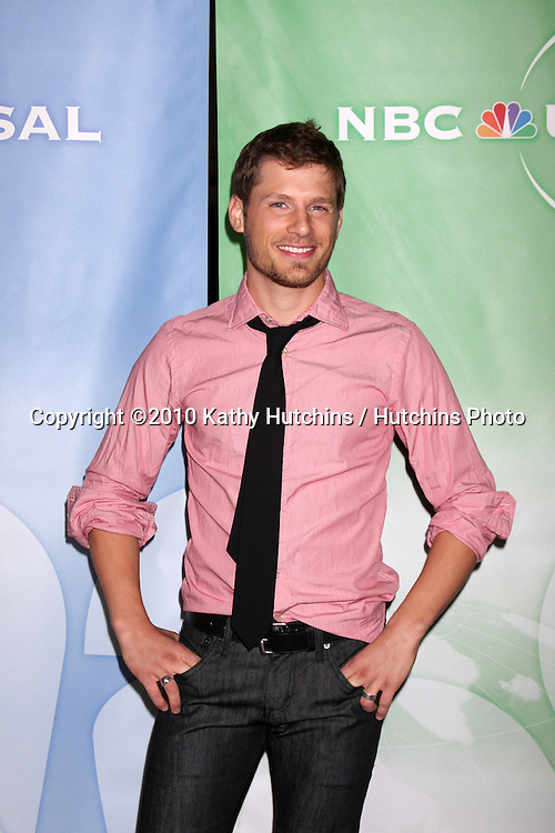 Matt Lauria.arriving at the 2010 Winter NBC TCA Party .Langford Hotel.Pasadena, CA.January 10, 2010.©2010 Kathy Hutchins / Hutchins Photo....