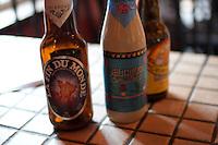 3 bottles of beer