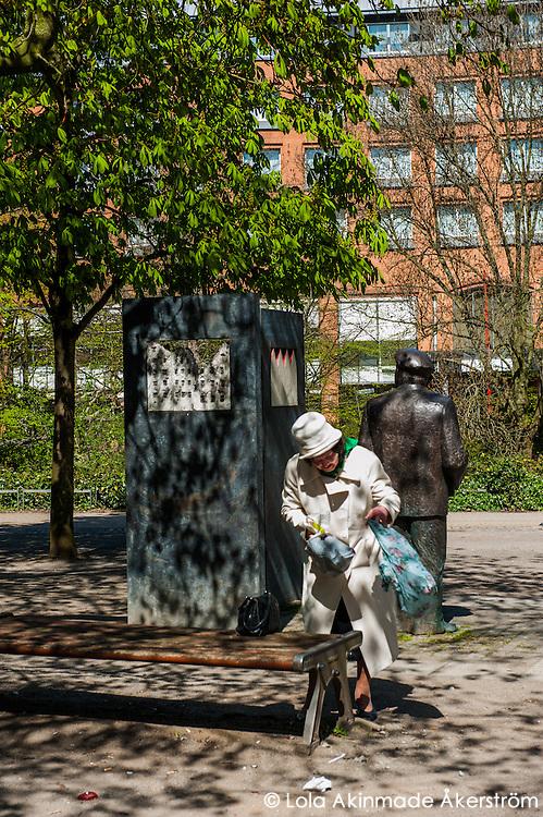 Scenes from Bremen, Germany