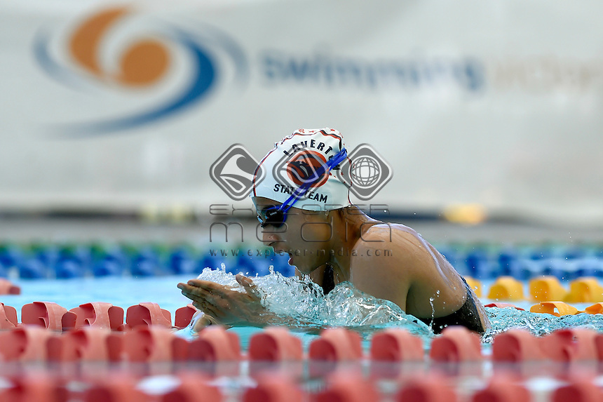 Day 6 heats / Priya Dahiya<br /> 2017 Victorian Age Championships <br /> Swimming Victoria / MSAC Outdoor Pool <br /> Melbourne Vic Thursday 15  December 2016<br /> &copy; Sport the library / Jeff Crow