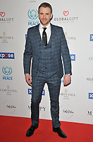Richard Jones at the Football For Peace Initiative Dinner by Global Gift Foundation, Corinthia Hotel, Whitehall Place, London, England, UK, on Monday 08th April 2019.<br /> CAP/CAN<br /> ©CAN/Capital Pictures