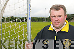 ENOUGH: Enda Murphy, manager of the Clounmacon.GAA team, who claims he was the victim an alleged.attack at a match on Tuesday evening.