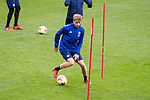 Mads Roerslev during FC Copenhague training session day before Europa League match between Atletico de Madrid and FC Copenhague at Wanda Metropolitano in Madrid , Spain. February 21, 2018. (ALTERPHOTOS/Borja B.Hojas)