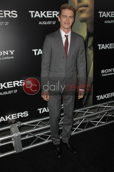 """Hayden Christensen<br /> at the """"Takers"""" World Premiere, Arclight Cinerama Dome, Hollywood, CA. 08-04-10<br /> David Edwards/Dailyceleb.com 818-249-4998"""
