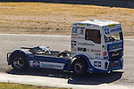 German driver Jochen  Hahn belonging German team Jochen Hahn during the third race R3 of the XXX Spain GP Camion of the FIA European Truck Racing Championship 2016 in Madrid. October 02, 2016. (ALTERPHOTOS/Rodrigo Jimenez)