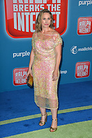 "LOS ANGELES, CA. November 05, 2018: Pam Ribon at the world premiere of ""Ralph Breaks The Internet"" at the El Capitan Theatre.<br /> Picture: Paul Smith/Featureflash"