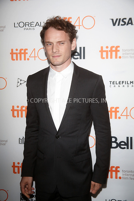 WWW.ACEPIXS.COM<br /> <br /> September 10 2015, Toronto<br /> <br /> Anton Yelchin at the premiere of The Green Room during the 40th Toronto International Film Festival at the Ryerson Theatre in Toronto, Canada, on 10 September 2015<br /> <br /> By Line: Famous/ACE Pictures<br /> <br /> <br /> ACE Pictures, Inc.<br /> tel: 646 769 0430<br /> Email: info@acepixs.com<br /> www.acepixs.com