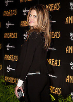 LAS VEGAS, NV - January 16 : Maria Menounos pictured at the grand opening of Andrea's at Encore at Wynn Las Vegas in Las Vegas, Nevada on January 16, 2013. Credit: Kabik/Starlitepics/MediaPunch Inc. /NortePhoto