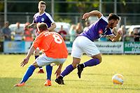 NIEUW BUINEN - Voetbal , Nieuw Buinen - FC Groningen, voorbereiding seizoen 2018-2019, 04-07-2018,  FC Groningen speler Michael Breij