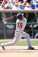 Federico Hernandez -  Lancaster JetHawks playing against the Lake Elsinore Storm at the Diamond, Lake Elsinore, CA - 05/16/2010.Photo by:  Bill Mitchell/Four Seam Images