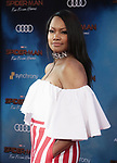 """Garcelle Beauvais   arrives for the premiere of Sony Pictures' """"Spider-Man Far From Home"""" held at TCL Chinese Theatre on June 26, 2019 in Hollywood, California"""