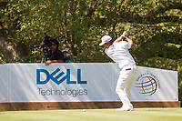 Hideto TANIHARA (JAP) on the 10th during the 5th round at the WGC Dell Technologies Matchplay championship, Austin Country Club, Austin, Texas, USA. 25/03/2017.<br /> Picture: Golffile | Fran Caffrey<br /> <br /> <br /> All photo usage must carry mandatory copyright credit (&copy; Golffile | Fran Caffrey)