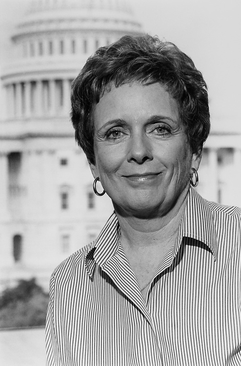 Rep. Marilyn Lloyd, D-Tenn. on Oct. 17, 1994. (Photo by Chris Martin/CQ Roll Call)