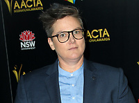 04 January 2019 - Los Angeles, California - Hannah Gadsby. 8th AACTA International Awards hosted by the Australian Academy held at SKYBAR at Mondrian Los Angeles.        <br /> CAP/ADM<br /> &copy;ADM/Capital Pictures