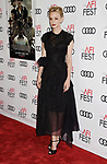 HOLLYWOOD, CA - NOVEMBER 09: Actor Carey Mulligan attends the screening of Netflix's 'Mudbound' at the Opening Night Gala of AFI FEST 2017 presented by Audi at TCL Chinese Theatre on November 9, 2017 in Hollywood, California.