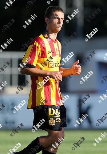 2011-07-07 / Voetbal / seizoen 2011-2012 / KV Mechelen / Kenny Van Hoevelen..Foto: mpics