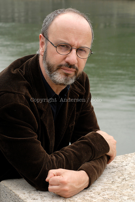 Rodrigo Fresan, Argentinian writer in 2008.