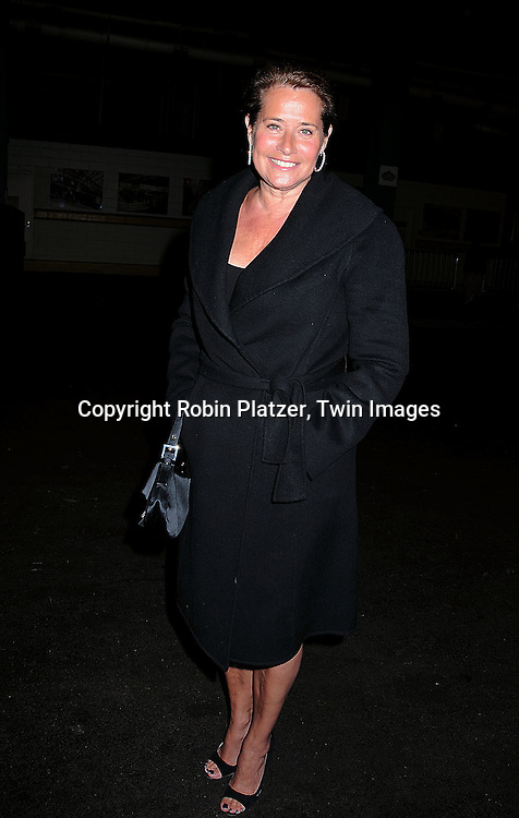 Lorraine Bracco..arriving at The Food Bank for New York City's 5th Annual..Can-Do Awards Dinner at Pier Sixty at Chelsea Piers in..New York City on April 7, 2008. ..Robin Platzer, Twin Images