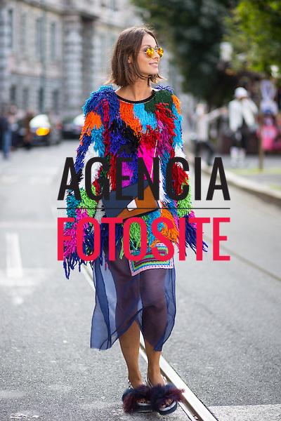 Street Style<br /> <br /> Milao -  Verao 2016