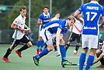 AMSTELVEEN - Jip Janssen (Kampong) )   tijdens  de  eerste finalewedstrijd van de play-offs om de landtitel in het Wagener Stadion, tussen Amsterdam en Kampong (1-1). Kampong wint de shoot outs.  . COPYRIGHT KOEN SUYK