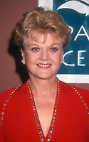 Angela Lansbury, 1992, Photo By Michael Ferguson/PHOTOlink