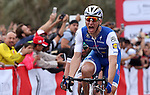 Marcel Kittel (GER) Quick-Step Floors wins Stage 2 the Nation Towers Stage of the 2017 Abu Dhabi Tour, running 153km around the city of Abu Dhabi, Abu Dhabi. 24th February 2017<br /> Picture: ANSA/Matteo Bazzi | Newsfile<br /> <br /> <br /> All photos usage must carry mandatory copyright credit (&copy; Newsfile | ANSA)