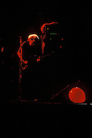 The Grateful Dead Live at the Knickebocker Arena, Albany NY, 24 March 1990. View from the Lighting Booth, Dead Center, Floor.