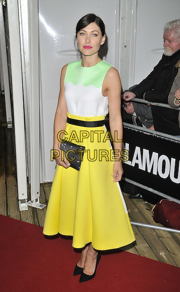 LONDON, ENGLAND - JUNE 03: Emma Willis ( nee Griffiths ) attends the Glamour Women Of The Year Awards 2014, Berkeley Square Gardens, Berkeley Square, on Tuesday June 03, 2014 in London, England, UK.<br /> CAP/CAN<br /> &copy;Can Nguyen/Capital Pictures