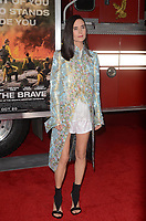 WESTWARD, CA - OCTOBER 8: Jennifer Connelly at the Only The Brave World Premiere at the Village Theater in Westwood, California on October 8, 2017. Credit: David Edwards/MediaPunch