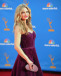 Kyra Sedgwick..  at The 62nd Anual Primetime Emmy Awards held at Nokia Theatre L.A. Live in Los Angeles, California on August 29,2010                                                                   Copyright 2010  DVS / RockinExposures
