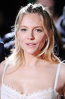 Sienna Miller<br /> at the &quot;Lost City of Z&quot; premiere held at the British Museum, London.<br /> <br /> <br /> &copy;Ash Knotek  D3229  16/02/2017