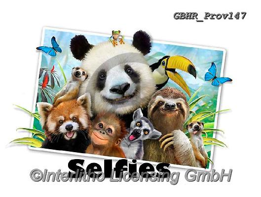 Howard, SELFIES, paintings+++++Zoo Selfie,GBHRPROV147,#Selfies#, EVERYDAY ,panda,pandas