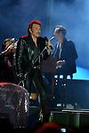 ©www.agencepeps.be/ F.Andrieu- A.Rolland / Imagebuzz.be  - Belgique -Namur - 130623 - Johnny Halliday en concert à la Citadelle de Namur en plein air - Covadis event
