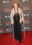 Cloris Leachman at the 2010 People's Choice Awards held at the Nokia Theater L.A. Live in Los Angeles, California on January 06,2010                                                                   Copyright 2009  DVS / RockinExposures