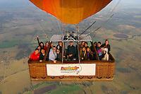 20140921 September 21 Hot Air Balloon Gold Coast