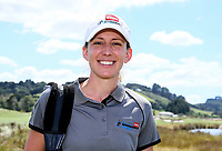 Lauren Cupp. Day One of the Toro NZ Speed Golf Open,  Windross Farm Golf Course, Auckland, New Zealand. Saturday 24 February 2018. Photo: Simon Watts/www.bwmedia.co.nz